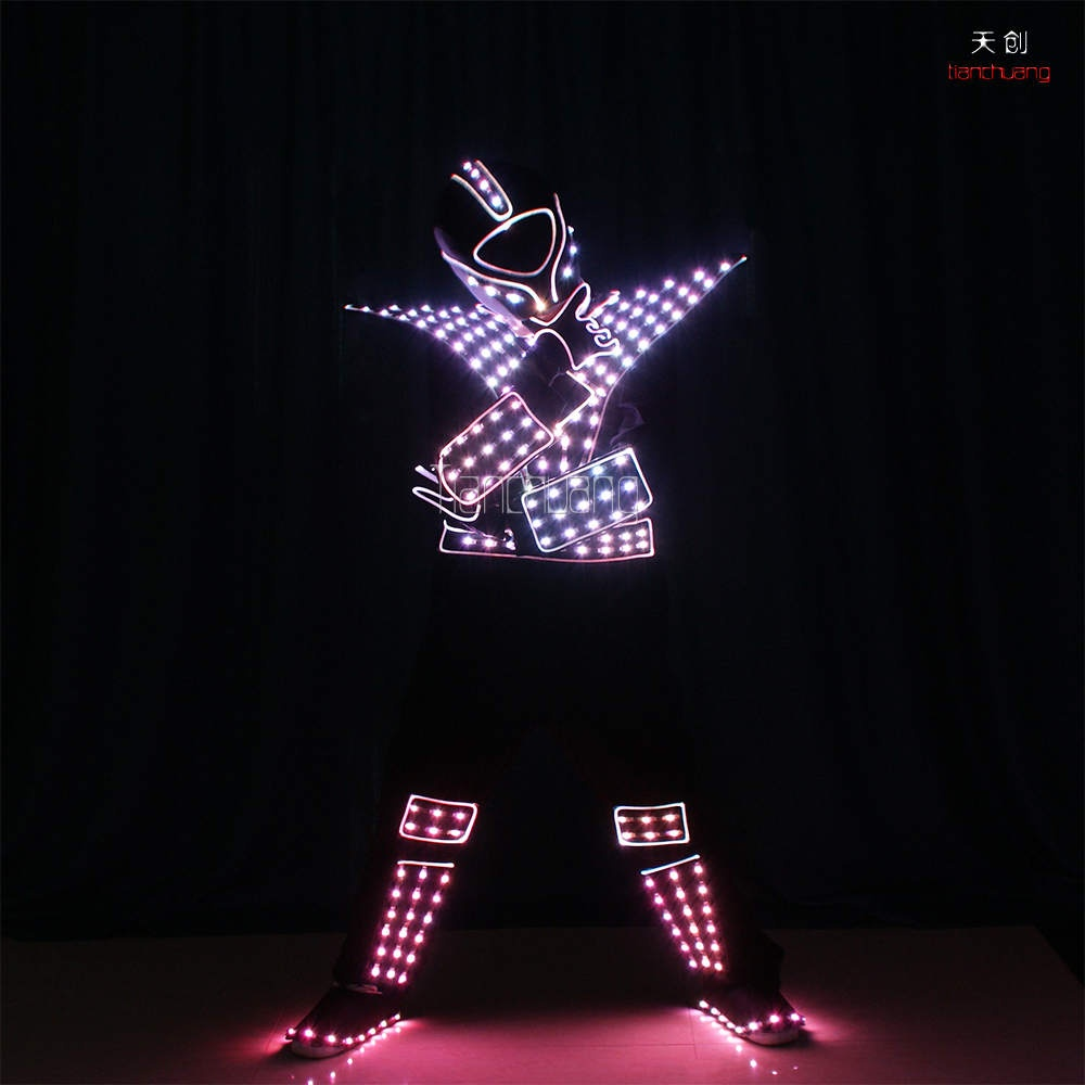 TC-176 fiber optic costumes