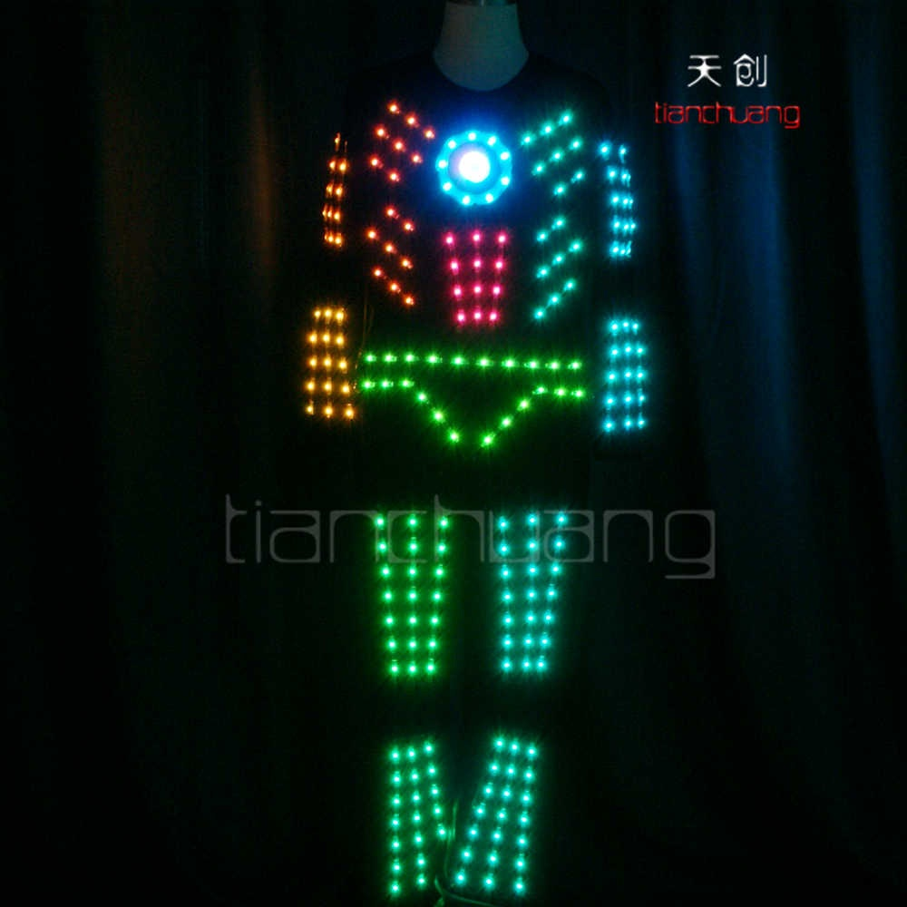 TC-0167 Led Jumpsuits