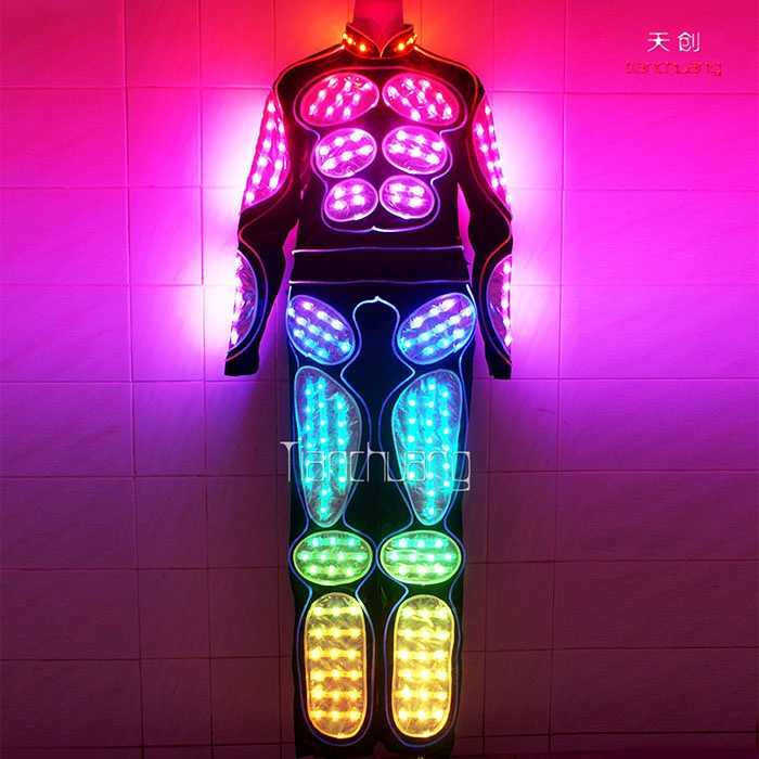 TC-062 fiber optic jumpsuits