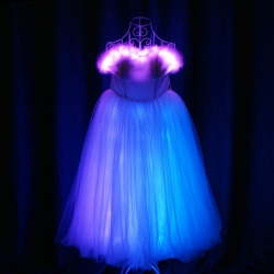 TC-0170 full color dress led costumes