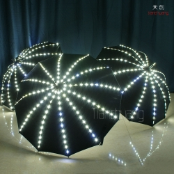 TC-0162 colorful light dance umbrella