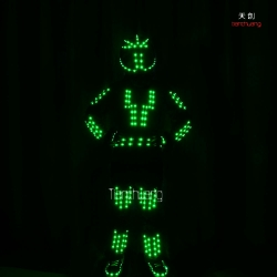 TC-0158 full color LED costumes