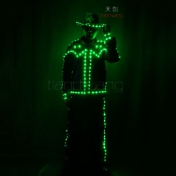 TC-0141 led costumes