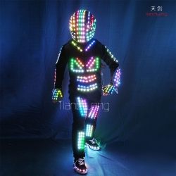 TC-067 full color led costume